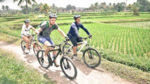 Kintamani Ubud Cycling Tour