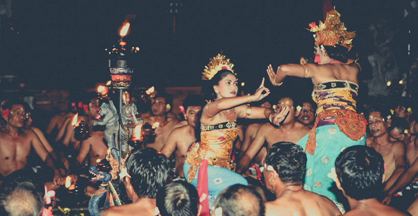 Ubud Dance Tour