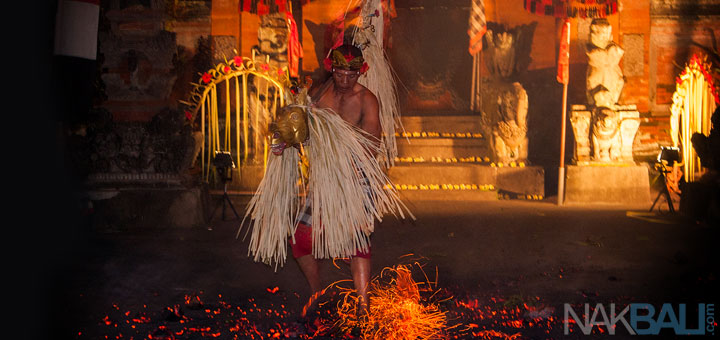 Ubud Fire Dance