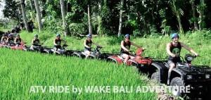 Bali ATV ride