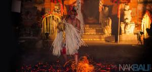 Ubud Fire Dance
